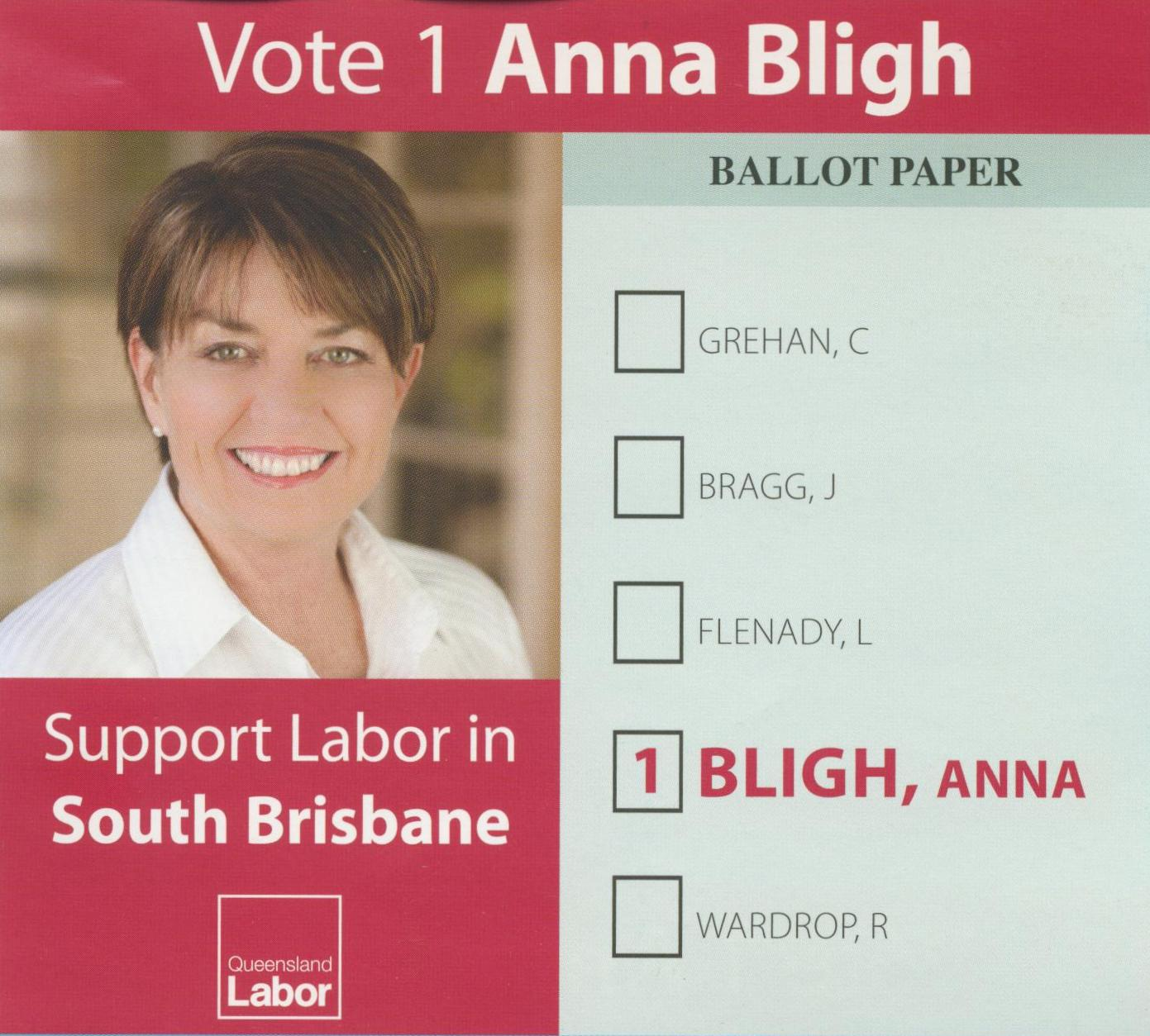 Separation – Election Brochure