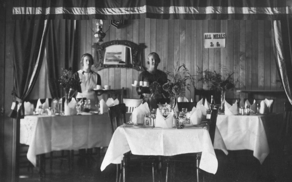 Refreshment Room Esk C1920 Queensland Historical Atlas