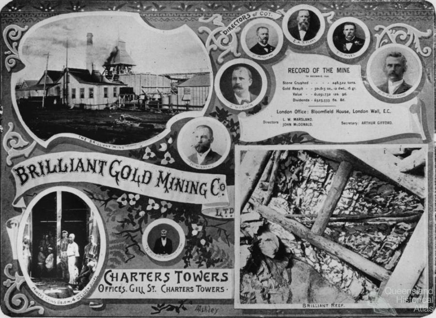 Gold | Queensland Historical Atlas