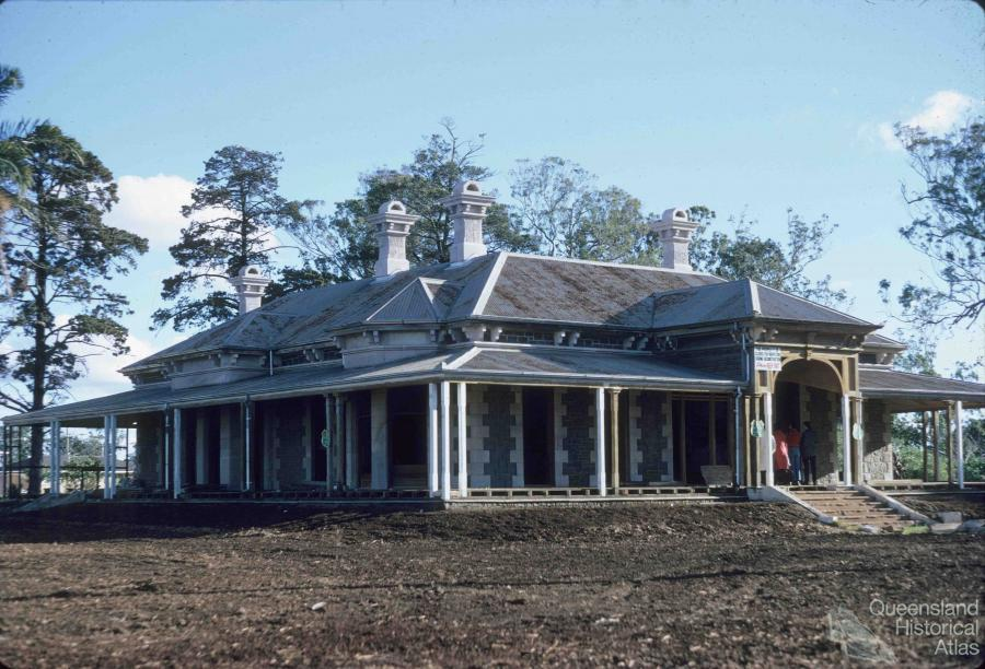 Station homesteads   Queensland Historical Atlas