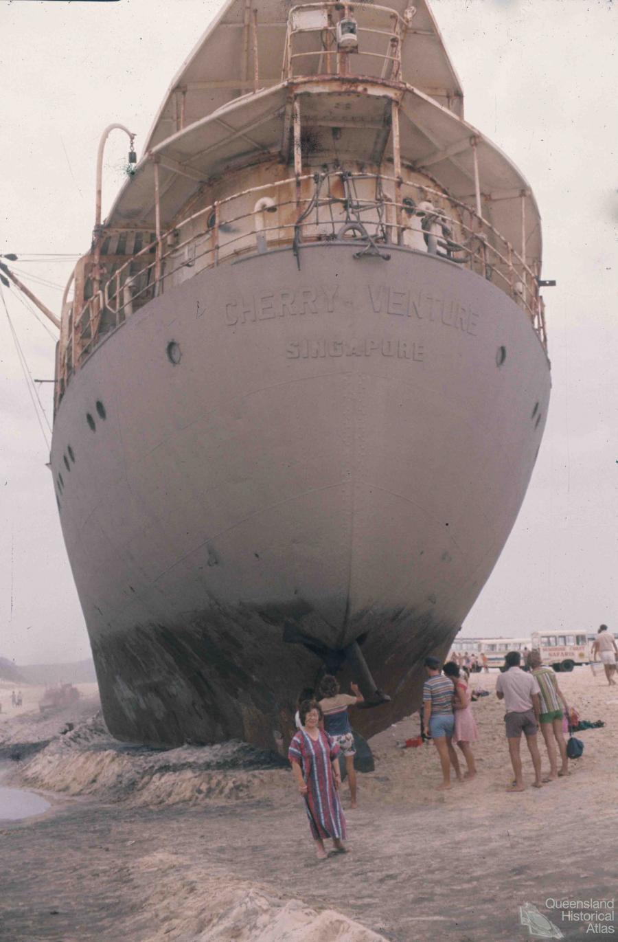 Shipwrecks as graves  ...