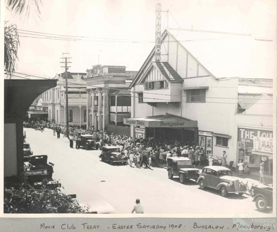 Regional Cinema Queensland Historical Atlas