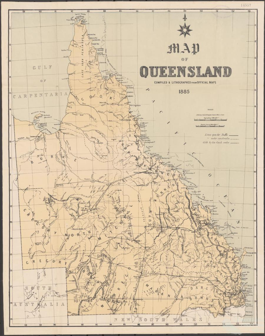 Cobb  Co  Queensland Historical Atlas