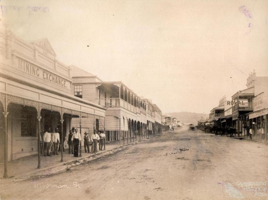 Prostitutes Charters Towers