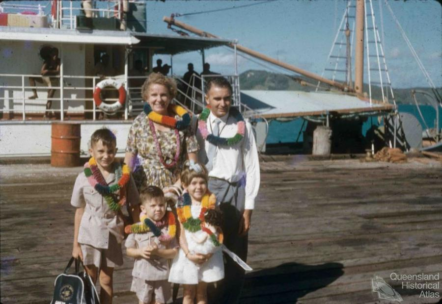 Ailan Kastom Bilong Torres Strait Queensland Historical