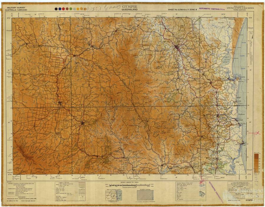 Sunshine Coast Queensland Historical Atlas