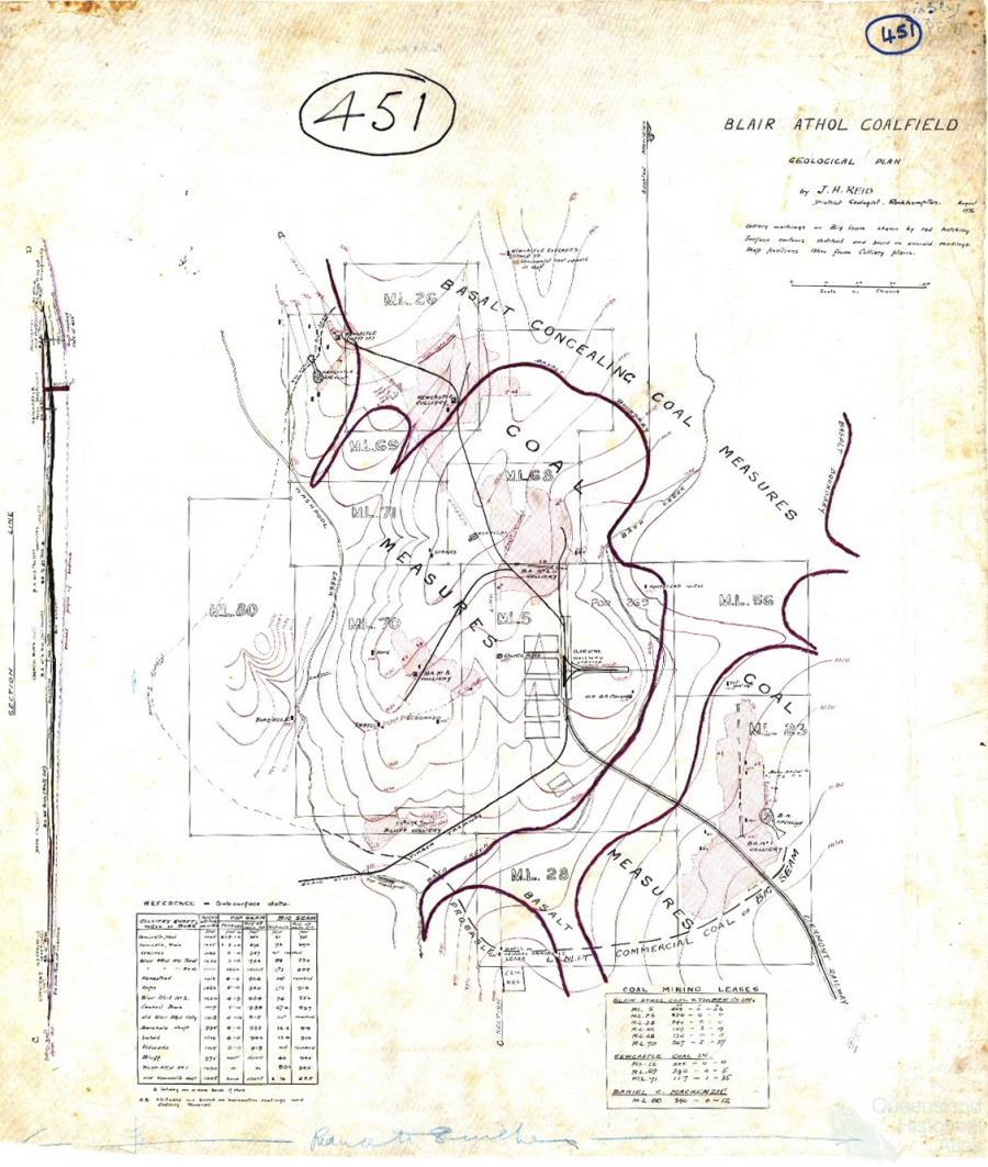Coal | Queensland Historical Atlas