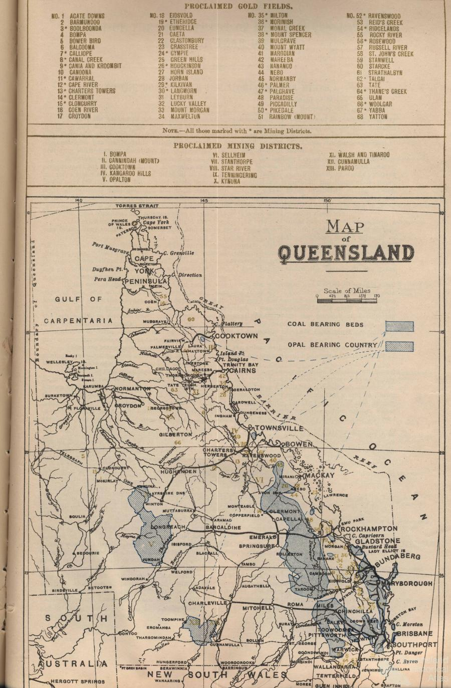 Out where the dead towns lie | Queensland Historical Atlas