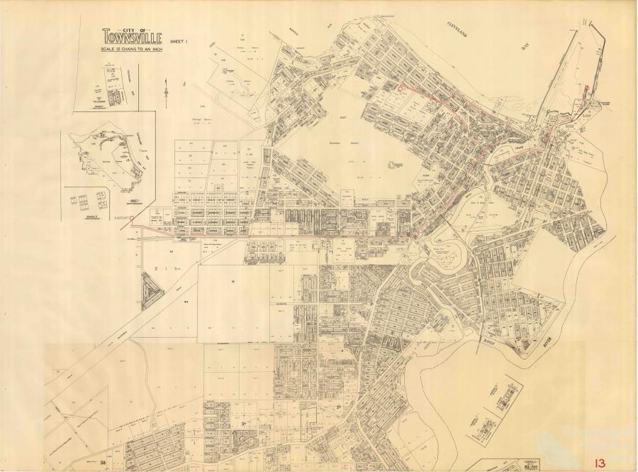 Royal Visit Townsville 1954 Queensland Historical Atlas