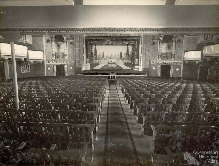 Bundaberg Wintergarden Theatre C1930 Queensland