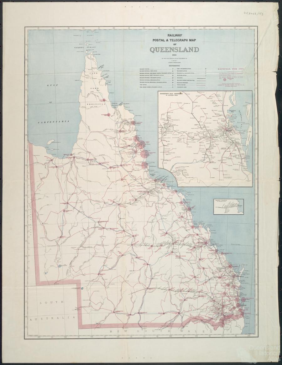 The telephone in Queensland | Queensland Historical Atlas