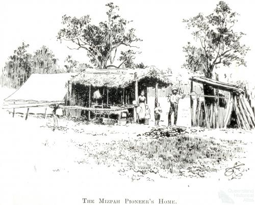 The Mizpah Pioneer's Home, 1894