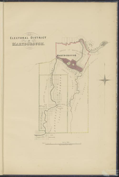 Electoral District of Maryborough
