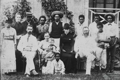 The Pacific Islander labour trade, c1889
