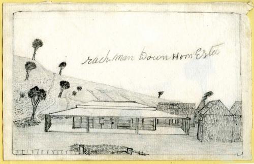 Richmond Downs Homestead, 1890