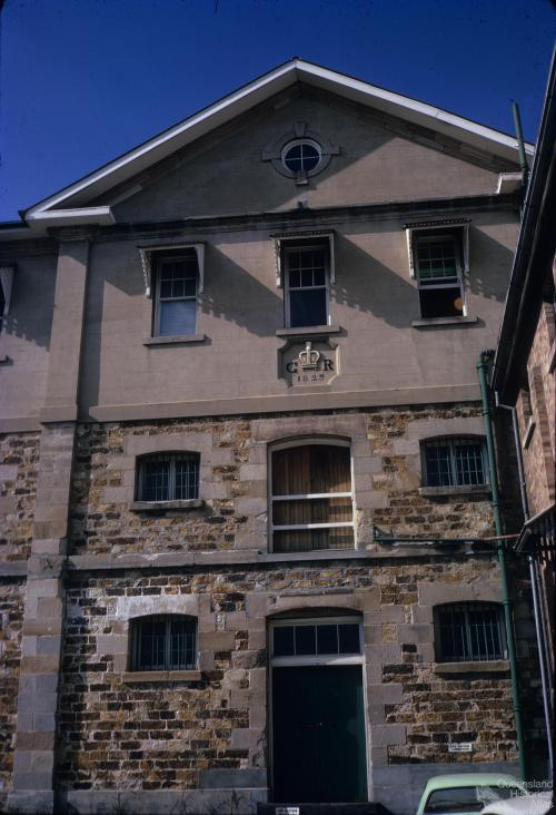 The Commissariat Store, Brisbane, 1972
