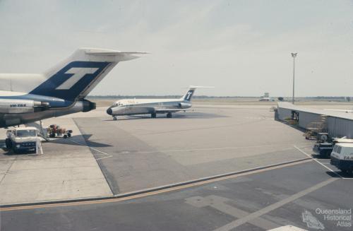Brisbane Airport, 1970