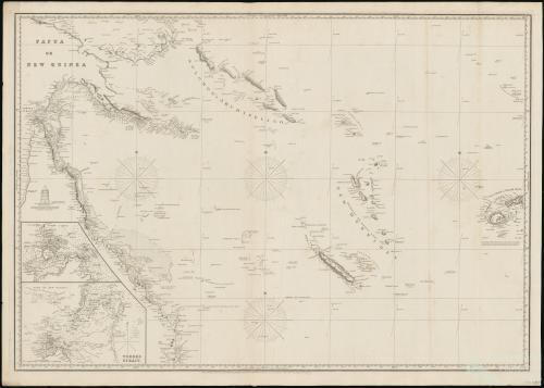 Pacific neighbours, 1857
