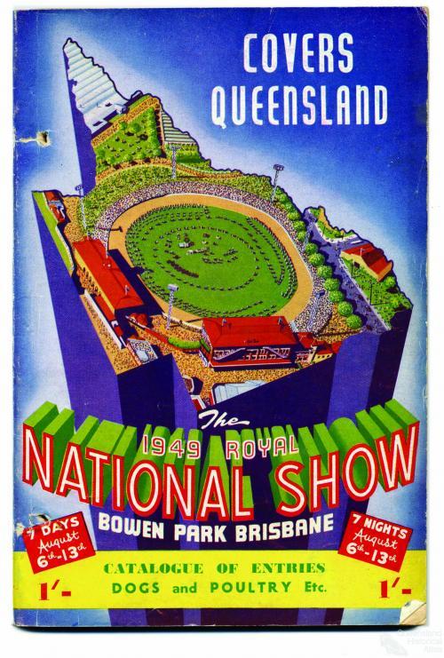 The 1949 Royal National Show (Ekka)