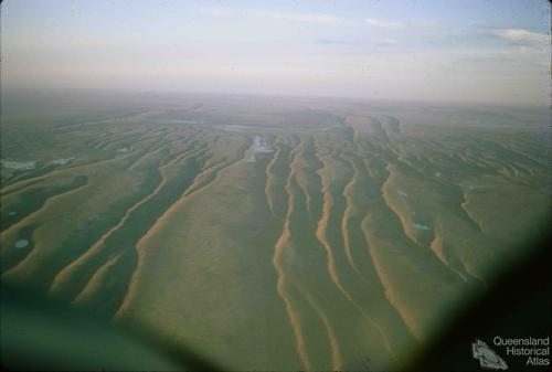 Channel Country, near Bedourie, 1972