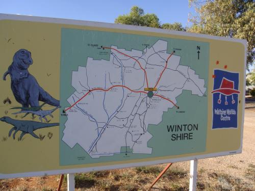 Winton Shire, 2009