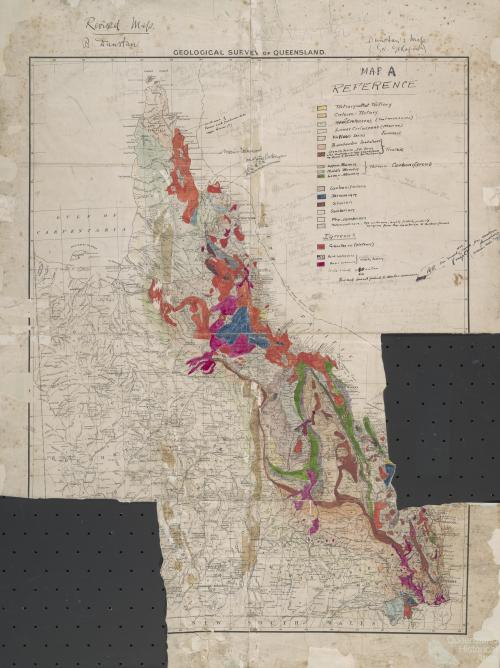 Geological survey of Queensland, 1928-29