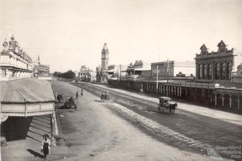 Bundaberg, 1890s