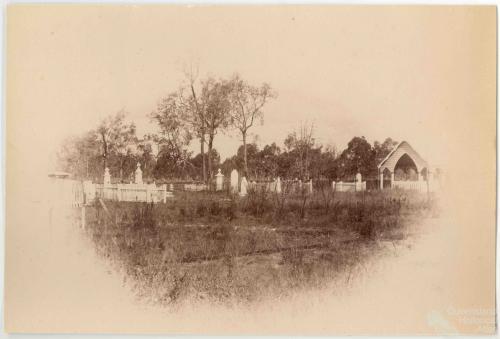 Mount Morgan Cemetery, 1893