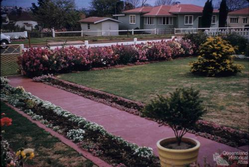 Carnival of Flowers, Toowoomba, 1960