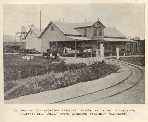 Atherton Tableland Butter and Bacon Co-operative Company, Ltd, 1918