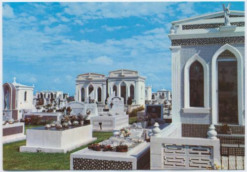 The New Cemetery, Ingham, c1970