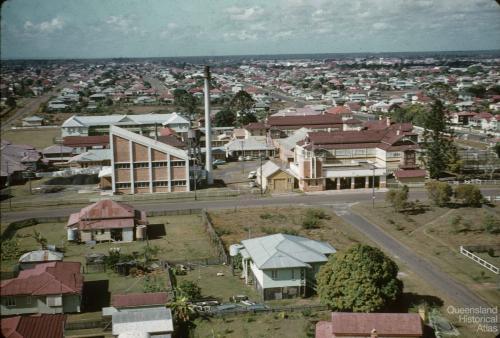 Maryborough Base Hospital, c1958
