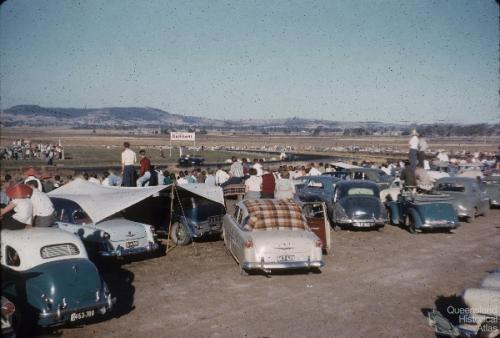 Lakeside Motor Racing Circuit Pine Rivers 1959