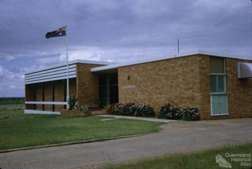 Emerald radio station 4QD, 1960s