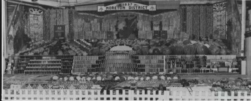 District Exhibits: the Moreton District Exhibit, 1957