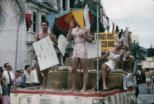 University of Queensland Student Commemoration Day, 1962