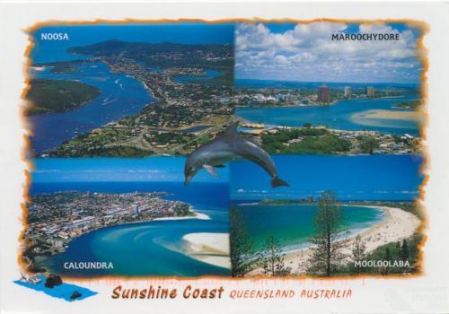 Sunshine Coast, 2000