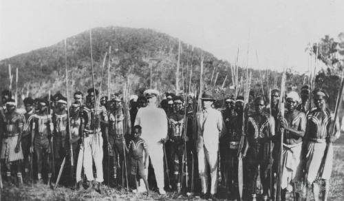 Palm Island Dancers, 1930
