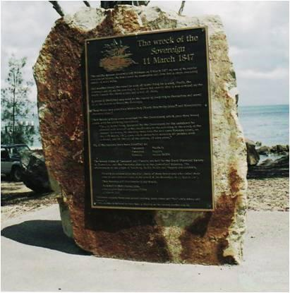 Sovereign memorial, 2007