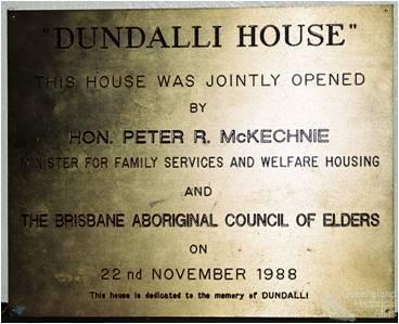 Dundalli House, 2007