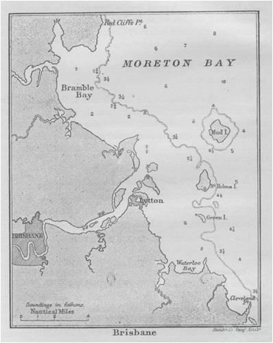Site of Lytton fortifications, 1887