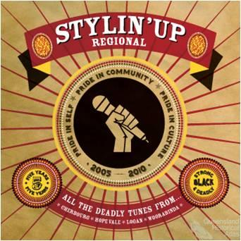 Stylin' Up Regional album cover, 2010
