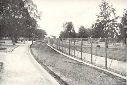 Goodna Asylum fences