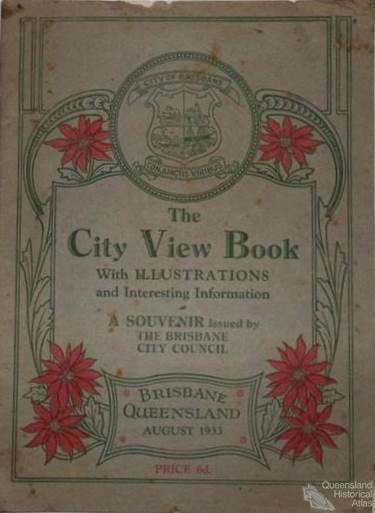 The City View Book, 1933