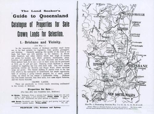 Properties for sale, 1908