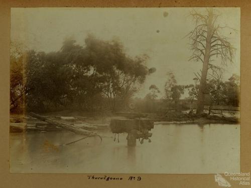 Thurulgoona Bore No 9, c1910