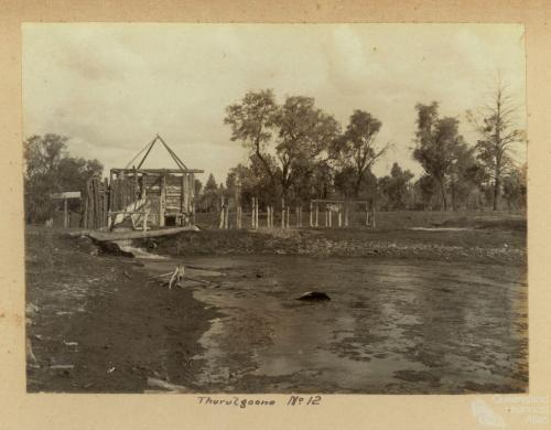 Thurulgoona Bore No 12, c1910