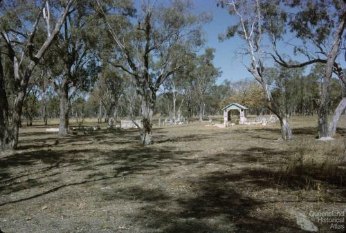 Cemetery Jericho, 1965