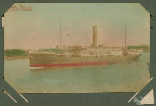 SS Yongala, c1906