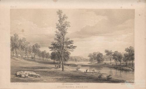 St George's Bridge, 1848